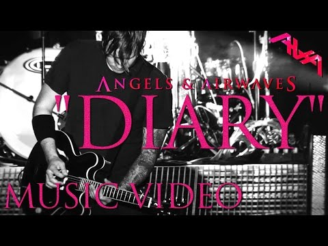 "Angels & Airwaves ""Diary"" Official Music Video"