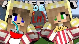 getlinkyoutube.com-Minecraft Jobs -Little Carly - WORKING AT THE CINEMA! w/Little Kelly