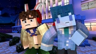 getlinkyoutube.com-samgladiator  | Yandere High School - HALLOWEEN SPECIAL! (Minecraft Roleplay) #3