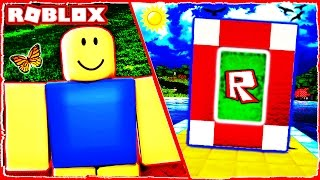 Minecraft - HOW TO MAKE A PORTAL TO THE ROBLOX DIMENSION