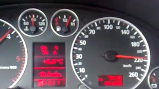 getlinkyoutube.com-Audi A6 Avant quattro 2,5 Tiptronic test