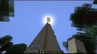 getlinkyoutube.com-Minecraft | 天まで届け、ディスペンサー式ボートエレベーター | 1.7.5