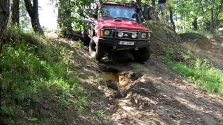 getlinkyoutube.com-Nissan Patrol GR Bělá pod B. OFFROAD-EXTREME