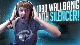1080 WALLBANG WITH SILENCER!!
