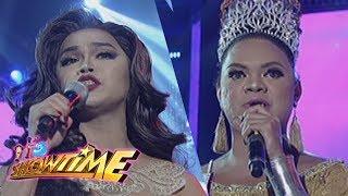 It's Showtime Miss Q & A: Corazon Arguelles vs. Juliana Parizcova