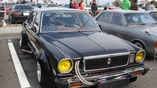 getlinkyoutube.com-2012年 第3回淡路ニューイヤーミーティング19 旧車 MX41