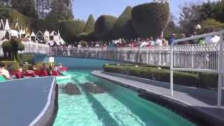 getlinkyoutube.com-IT'S A SMALL WORLD FRONT SEAT DISNEYLAND 2013 (1080P HD)