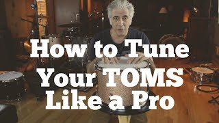 getlinkyoutube.com-How To Tune Your Toms Like a Pro   Easy Drum Tuning Part 2 of 3