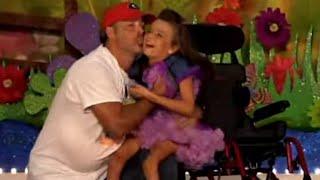 getlinkyoutube.com-Kenzie dancing with her dad