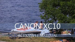getlinkyoutube.com-Canon XC10 Review 4k Examples