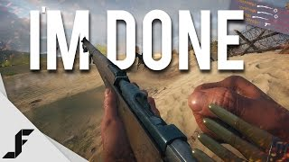 getlinkyoutube.com-I'M DONE - Battlefield 1 Sniper