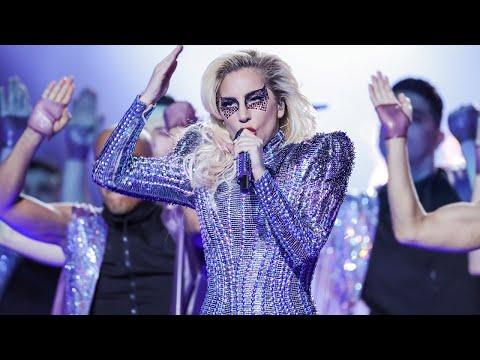 Super Bowl 2017 de Lady Gaga Letra y Video