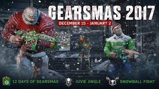 Gears of War 4 - Gearsmas 2017