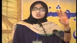 getlinkyoutube.com-AYESHA SHAFI   all Karachi speech competition 2010 winner