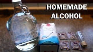 getlinkyoutube.com-How to make Alcohol at Home (Ethanol)