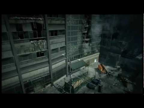 Cinematics of all the MW3 maps!