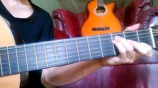 getlinkyoutube.com-Intro Gitar - Perahu Kertas + Slow Tutorial