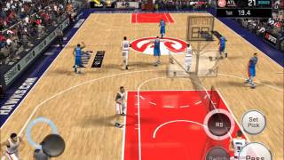 NBA 2K16(IOS) MY CAREER EP1|MAKING IT SWISH!!