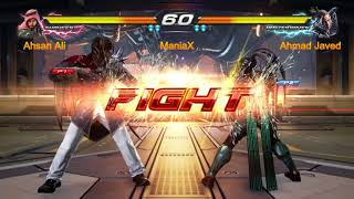 Tekken 7 Ahsan Ali(Shaheen) vs Ahmad Javed(Master Raven) ManiaX Fighters cup s2