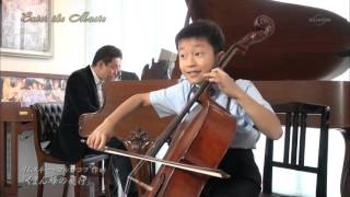 getlinkyoutube.com-Flight of the Bumblebee  (Rimsky-Korsakov) Cello:Yo Kitamura  (11-year-old)熊蜂の飛行 北村陽