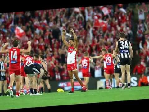 Collingwood vs Sydney 2013