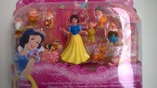 getlinkyoutube.com-Play Doh Surprise Snow White And The 7 Dwarfs