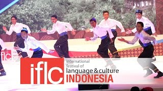 getlinkyoutube.com-IFLC Indonesia 2015 - Halk Oyunlari