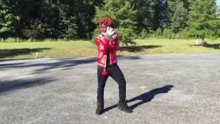 getlinkyoutube.com-Juju On That Beat  | @Yvngswag Beat It (Michael Jackson) Outfit Choreography