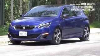 getlinkyoutube.com-Peugeot 308 GT : Prueba de manejo