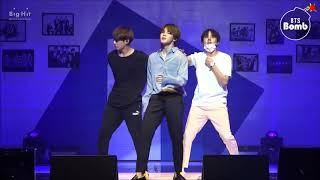 Dance Line Practice    BTS FESTA 2017
