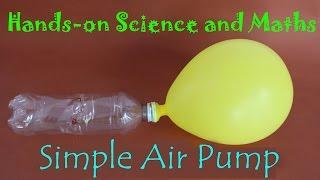 Simple Air Pump | Hindi