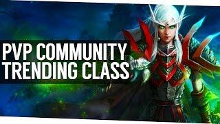 getlinkyoutube.com-The Trending Class of World of Warcraft Legion - Patch 7.0