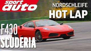 Ferrari 430 Scuderia Onboard Nürburgring Nordschleife