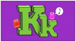 "ABC Song: The Letter K, ""K is Okay With Me"" by StoryBots"