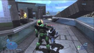 getlinkyoutube.com-Halo Reach Gameplay :: Ninja Pro (25-13)
