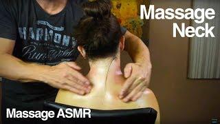 getlinkyoutube.com-ASMR Relaxing Neck Massage