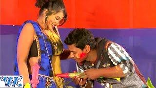 getlinkyoutube.com-Hamar ड्राइवर सईया - Sara Ra Ra Holi Ha - Arvind Akela Kallu - Bhojpuri Hot Holi Songs 2015 HD