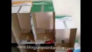getlinkyoutube.com-cómo hacer un mueble de cartón