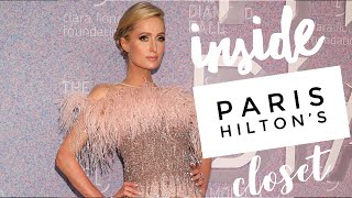 getlinkyoutube.com-Going Inside Paris Hilton's Million Dollar Closet