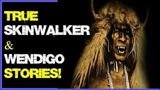 getlinkyoutube.com-2 REAL Skin-walker & Wendigo Horrifying Stories! | Camping/Backpacking!