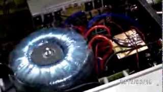 getlinkyoutube.com-Amplificador caseiro de 3000 watts RMS AB puro com a acabamento profissional.