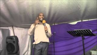 Ps Sydwell Ngqunge - Don't Give up