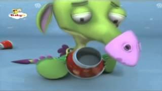 getlinkyoutube.com-Draco El Dragon y su Bote con Galletas