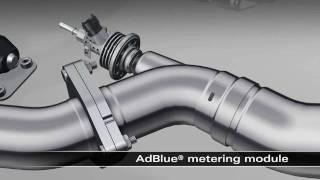 getlinkyoutube.com-Audi V6 TDI TEchnology