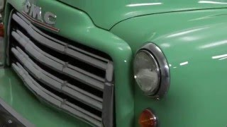 1950 GMC 100 Shortbed Truck For Sale