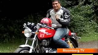 getlinkyoutube.com-Royal Enfield Continental GT Cafe Racer Comprehensive Review
