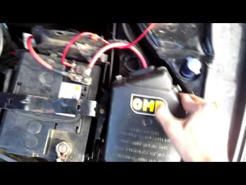 How to temporary fix Power Steering problems on Fiat Punto MK2