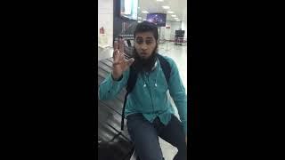 getlinkyoutube.com-نايف الصحفي زعلان في المطار
