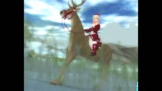 getlinkyoutube.com-Star Stable Online - Reindeer *-*