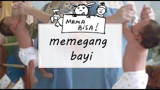 getlinkyoutube.com-bagaimana memegang bayi baru lahir